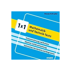 1x1 - Mathematik- und Technik-Tests
