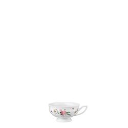 Rosenthal Tasse Maria Pink Rose Tee-Obertasse