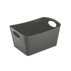 KOZIOL Aufbewahrungsbox Boxxx M Deep Grey 3.5 L