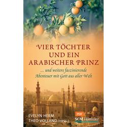 Vier Töchter und ein arabischer Prinz: eBook von