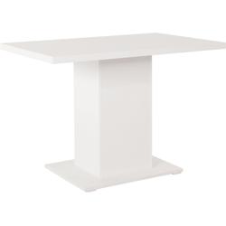 Tisch Paris Art, Breite 110 cm weiß