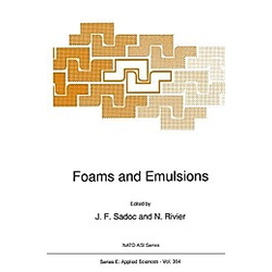 Foams and Emulsions - Buch