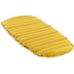 Intex Luftbett INTEX 68708 Campingmatte (gelb, 76x183x10cm) Isomatte Luftmatratze