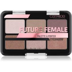 Catrice Pallette À Porter Lidschatten-Palette Farbton 010 AFRAID OF NOTHING 5.2 g