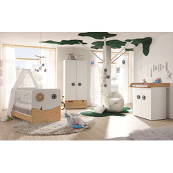 NOW by Hülsta Minimo Babyzimmer Kombination 1