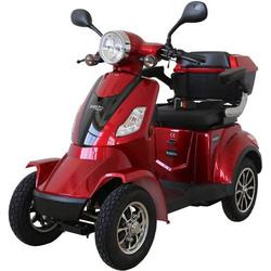 Rolektro E-Quad 15 V.2, Rot, 1000 Watt E-Quad Rot Blei-Gel 60V 20Ah
