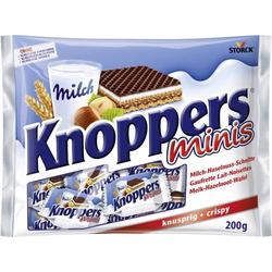 Knoppers Minis 200g Inhalt: 200g