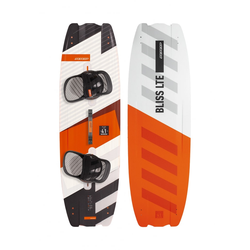 RRD Bliss LTE Kiteboard 21 Freeride Freestyle Big Air Kite Board, Größe in cm: 137