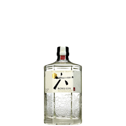 Roku Gin The Japanese Craft Gin 0,7L