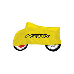 Acerbis Motorradabdeckplane  Gelb