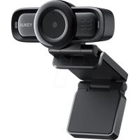 AUKEY PC-LM3 Webcam 1920 x 1080 Pixel USB 2.0 Schwarz
