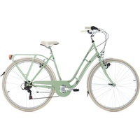 KS-CYCLING Casino 28 Zoll RH 53 cm Damen grün