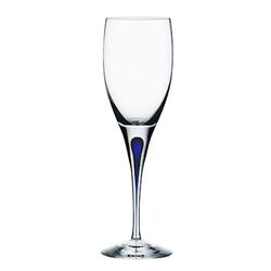 Orrefors Intermezzo Blau Wein 170 ml
