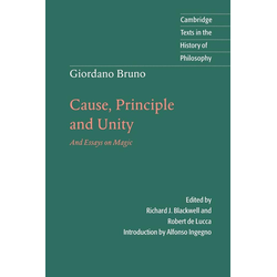 Giordano Bruno als Taschenbuch von Giordano Bruno/ Bruno Giordano