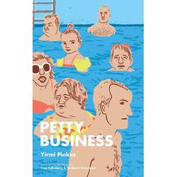 Petty Business als Buch von Yirmi Pinkus