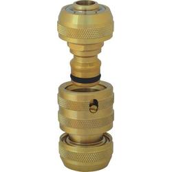 C.K. G7905 Messing Schlauchanschluss 13mm (1/2 ) Ø, Steckkupplung Set