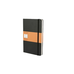Moleskine. Ruled notebook