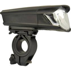 Fischer Fahrrad Fahrrad-Scheinwerfer 85353 LED batteriebetrieben Schwarz