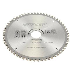 Veto 11400 Kreissägeblatt 190 x 60T x 30 TCG für NE-Metall und PVC