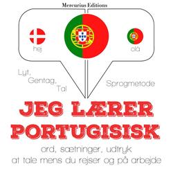 Jeg lærer portugisisk als Hörbuch Download von JM Gardner