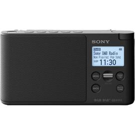 Sony XDR-S41D schwarz