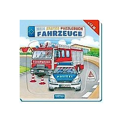 Mein erstes Puzzlebuch Fahrzeuge - Buch