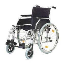 Servomobil Rollstuhl aus Stahl, Sitzbreite 43-45 cm