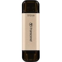 Transcend JetFlash 930C USB-Stick 512 GB USB 3.2 Gen 1 USB-C™