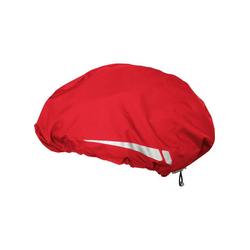 PRO-X ELEMENTS Fahrradhelmüberzug COVER PRO, reflektierende Prints rot L