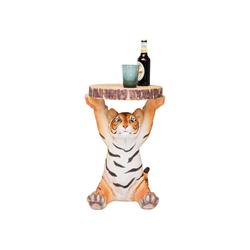 KARE Beistelltisch Beistelltisch Animal Tiger