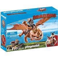 Playmobil Dragons Fischbein und Fleischklops (9460)