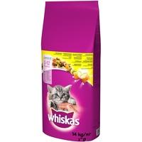 Whiskas Trockennahrung Junior Huhn 6 x 2 kg