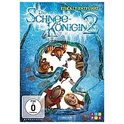 Die Schneekönigin 2 - Eiskalt entführt - DVD  Filme