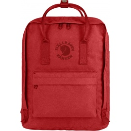 Fjällräven Re-Kanken red