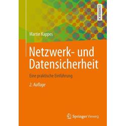 Netzwerk- und Datensicherheit als Buch von Martin Kappes