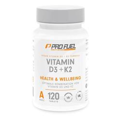 ProFuel Vitamin D3 & K2 120 Tabl.