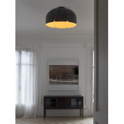 LED Büro-Hängeleuchte Mute Ø 80cm Schallabsorbierend