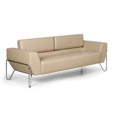 Sofa spider, 3 sitzplätze, beige