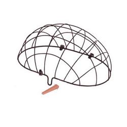 Basil Fahrradkorb Drahtgitter Basil für VR-Tierkorb Pluto schwarz