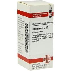 DULCAMARA D 12 Globuli 10 g