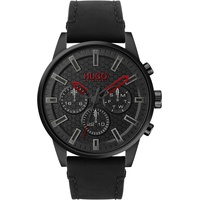 HUGO BOSS Seek Leder 44 mm 1530149