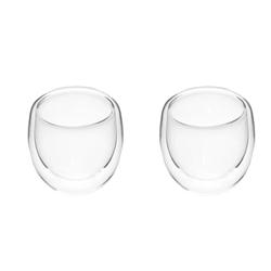Maku Maku Doppelwandiges Glas 2 Stk
