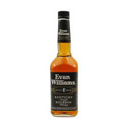 Evan Williams Black Bourbon Whiskey 0,7L (43% Vol.)
