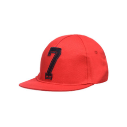 name it Boys Cap Benny aurora red