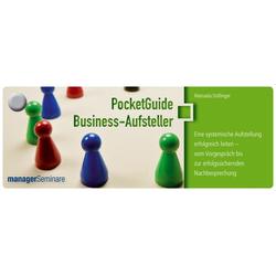 PocketGuide Business-Aufsteller