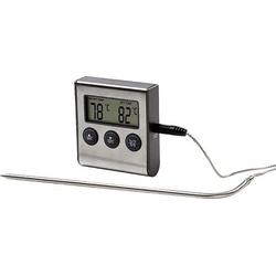 Xavax 111381 Grillthermometer Edelstahl
