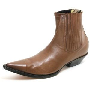 122 Cowboystiefel Westernstiefel Boots Stiefelette Leder Catalan Style Jaca 42