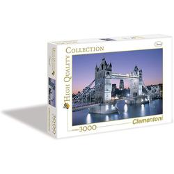 Clementoni® Puzzle London, Tower Bridge, 3000 Puzzleteile