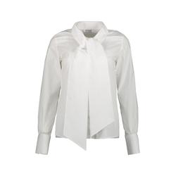 Lavard Weißes Damenhemd 85087  44
