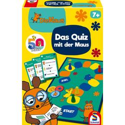 Schmidt Spiele Spiel Das Quiz mit der Maus Spiel, Made in Germany bunt Kinder Quizspiele Gesellschaftsspiele
